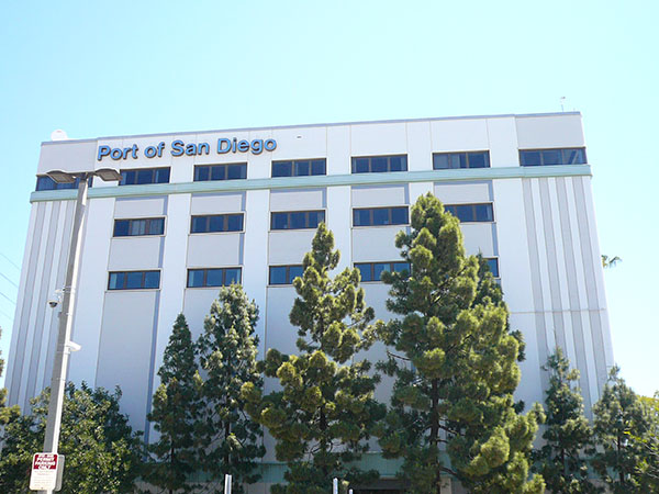 Administration Building Port of San Diego