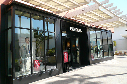 Express Fashion Valley
